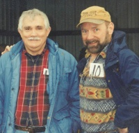 Picture of Gary Schroeder and Lars Eidnes